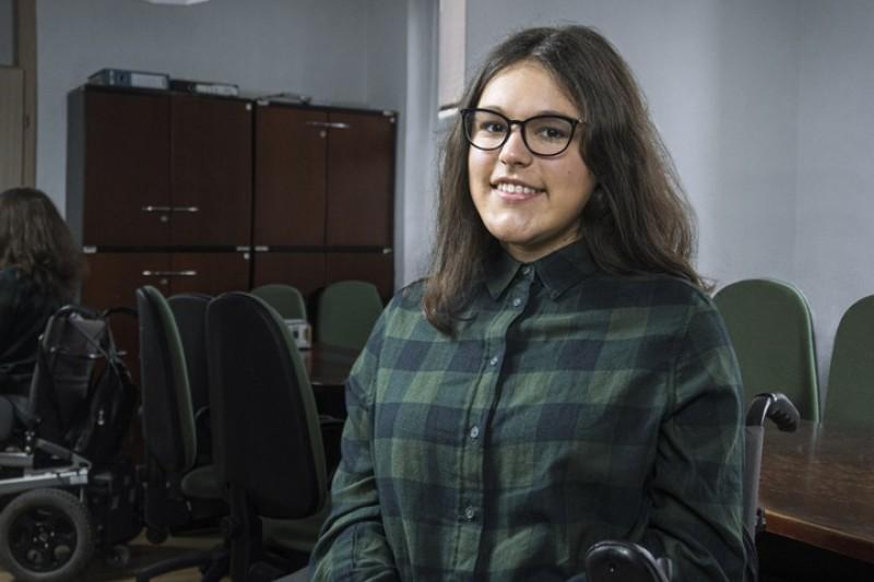 Džejna Ferhatović, mlada članica Udruženja govori za probudise.ba